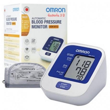 Omron Digital BP Monitor HEM-8712